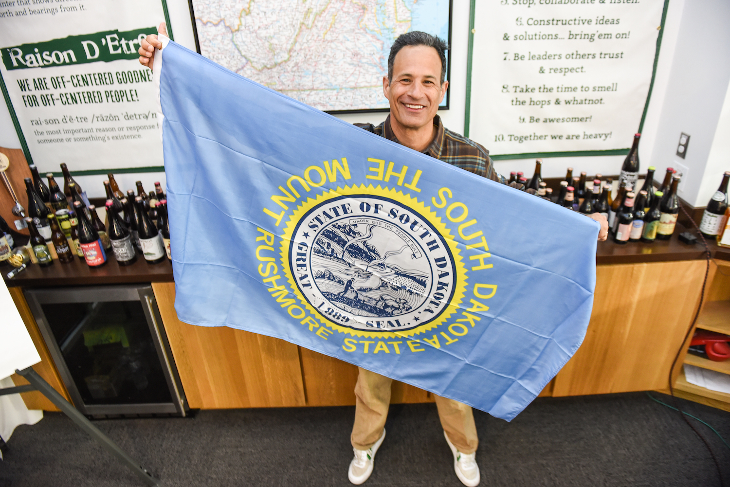 Dogfish Head Expands Distribution To South Dakota photo