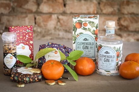 Clemengold Gin Has Aficionados Raving photo