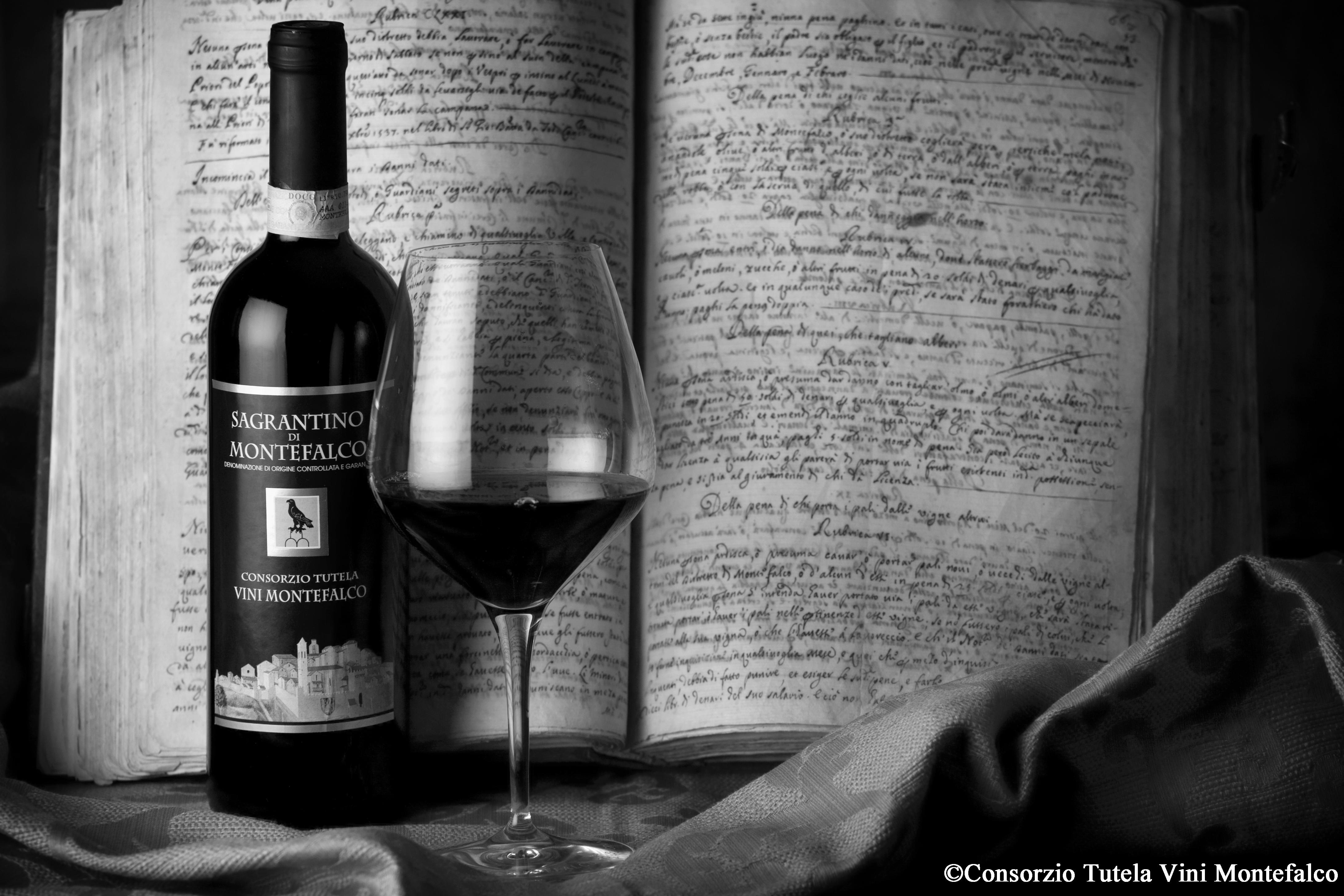 (re)discovering Sagrantino photo