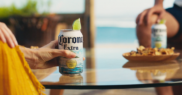 Corona Introduces First Bottle Redesign For Summer 2018 photo