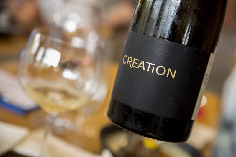 Creation Wines Among The 50 Top Wineries In The World photo