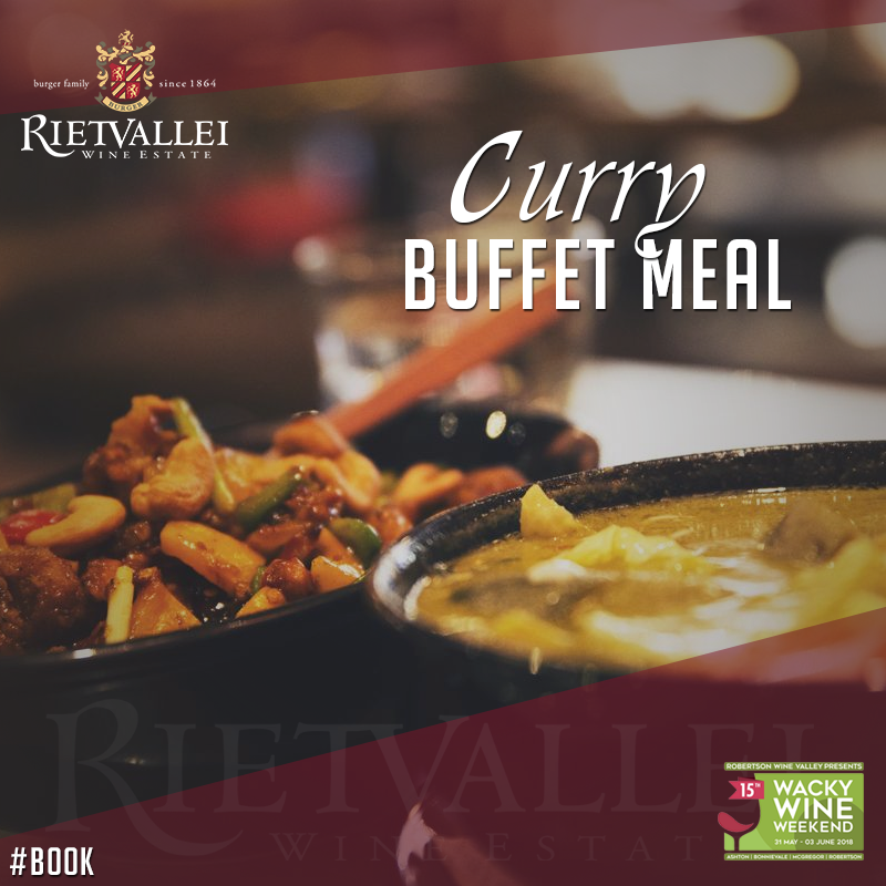 Curry Buffet at Rietvallei photo