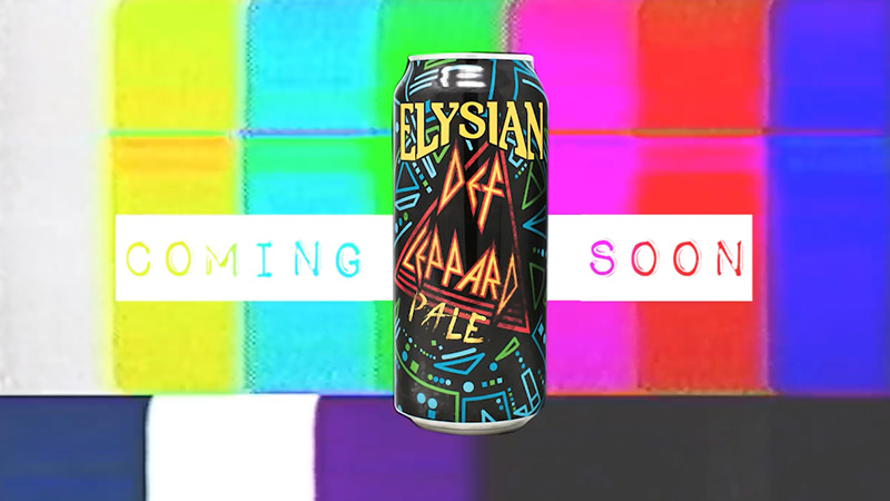 English Rock Band Def Leppard Brew Up A Storm With New Pale Ale Beer photo