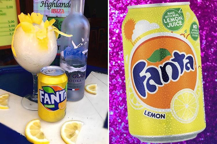 Alcoholic Fanta Lemon Slushies Are The Summer Cocktail Everyone's Raving About… And Here's How To Make Them photo