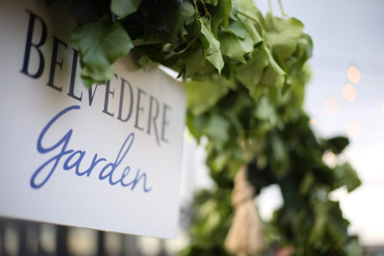 Belvedere Rooftop Garden Opens In Zagreb photo