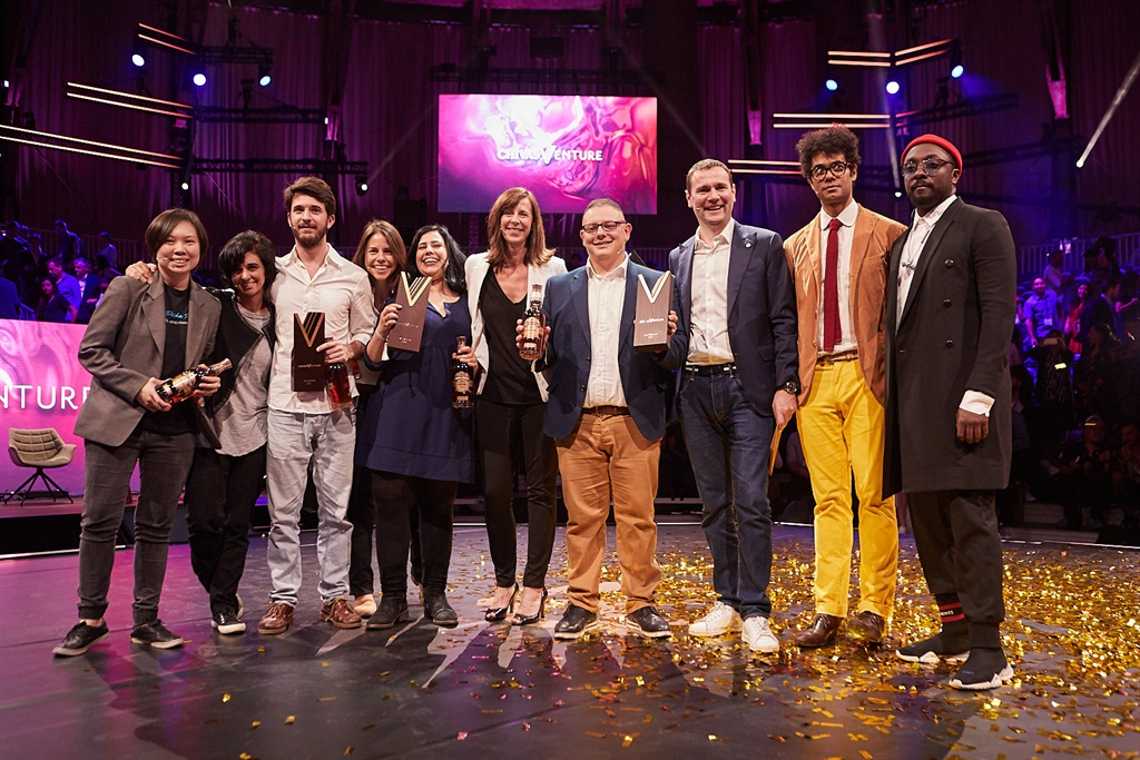 Will.i.am Awards 'superstar' Entrepreneurs In Final Of $1m Chivas Competition photo