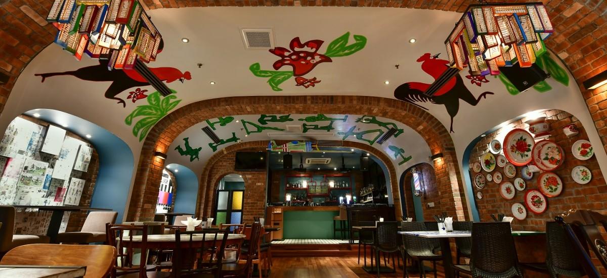 Bar Review: Fu Luck Bar At Trec Kl photo