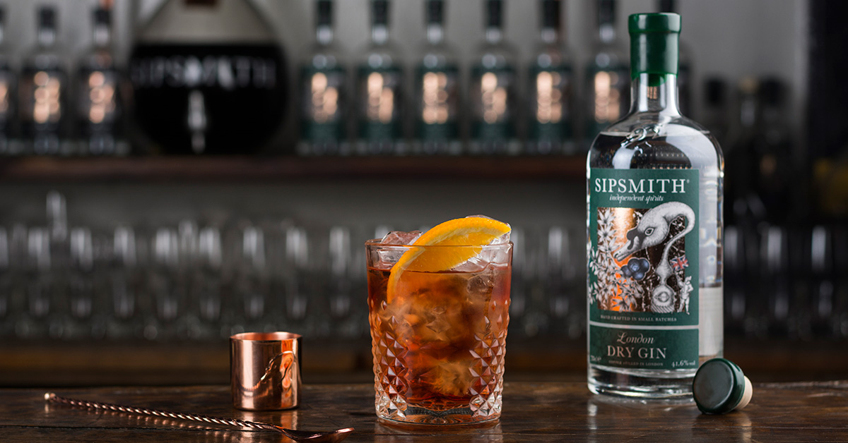 The Distillery That Saved London's Gin Industry photo