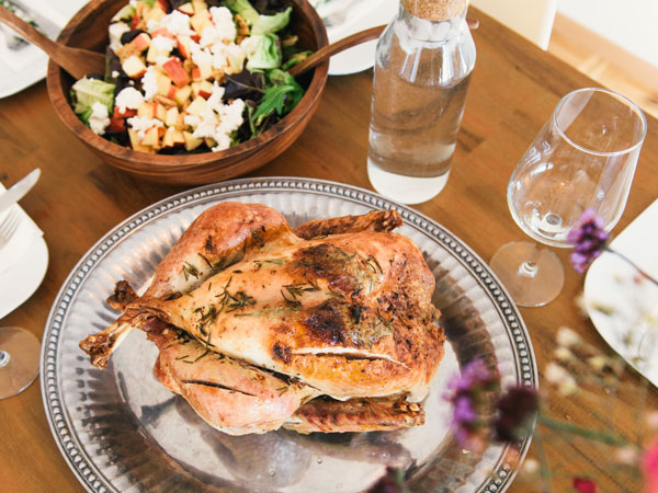 Partner Content: How To Save 57l Of Water At Your Next Dinner Party photo