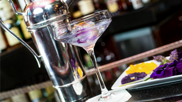Floral Cocktails Are Blooming This Season On The Vegas Strip photo