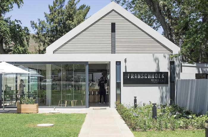 Franschhoek Beer Company Launches New Restaurant, Tap photo