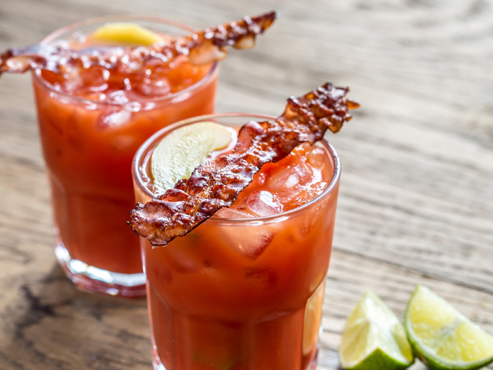 If You Want To Avoid Cancer, Scientists Say You Should Cut Out The Bacon And Bourbon photo