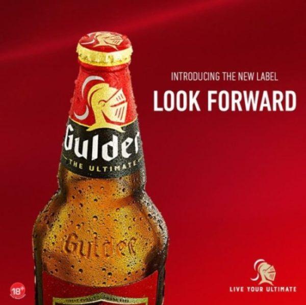 Gulder Lager Gets A Fresh New Label Makeover photo