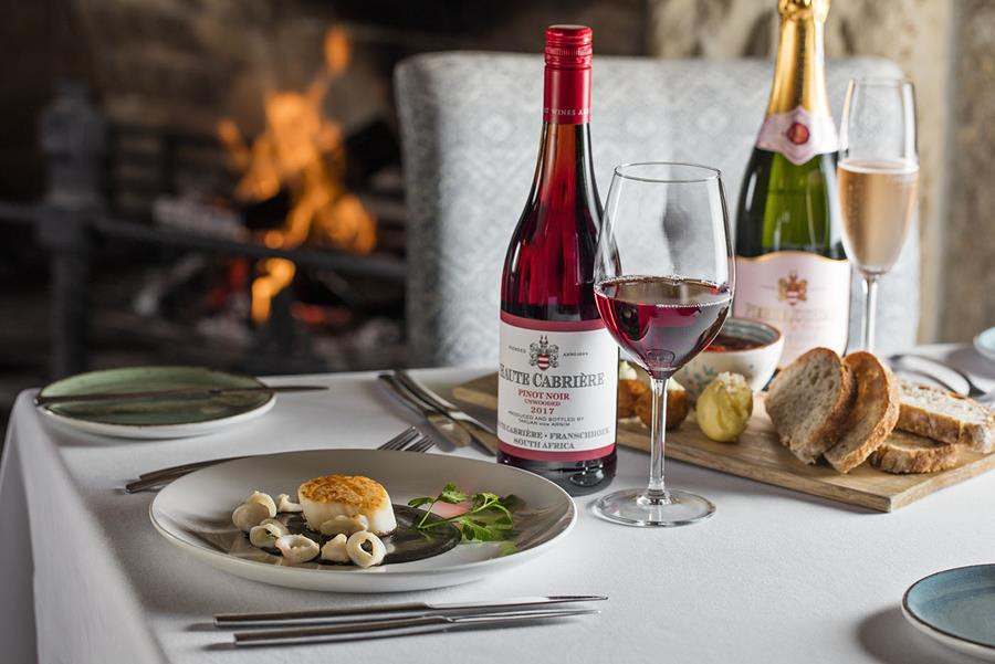 haute cabriere pop up Haute Cabrière Shares Their Food And Wine Philosophy With Country Wide Pop Up Dinners