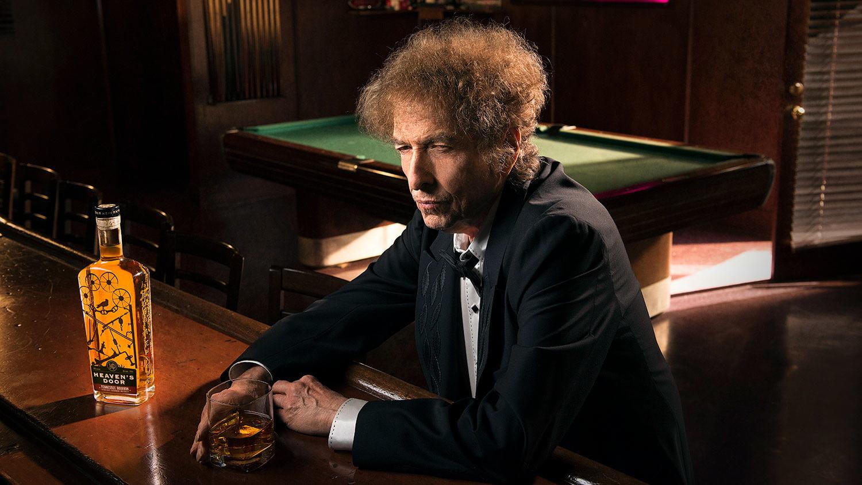 Bob Dylan Launches Heaven's Door Whiskey photo