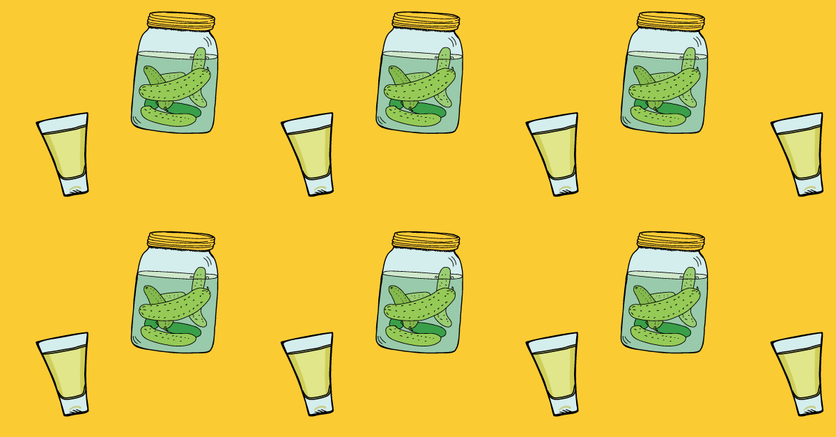 The Legend, Myth, And Majesty Of The Pickleback photo