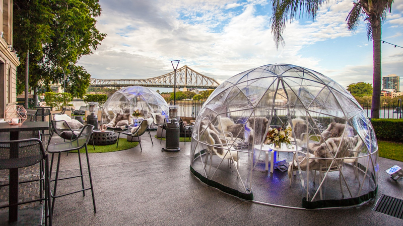 Brisbane: Absolut's Igloo Pop Up Bar Is Heading Our Way! photo