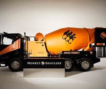 Monkey Shoulder Takes ?cement Mixer? On The Road photo