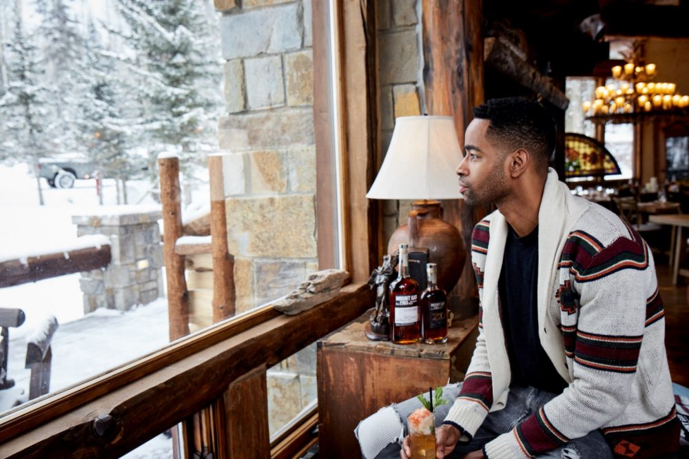 The Latest Gig For Jay Ellis? Kicking Back With Mount Gay Rum photo