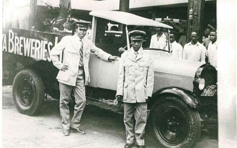 Kill-me-quick: Good Old Jomo Kenyatta Was Once A Chang'aa Dealer photo