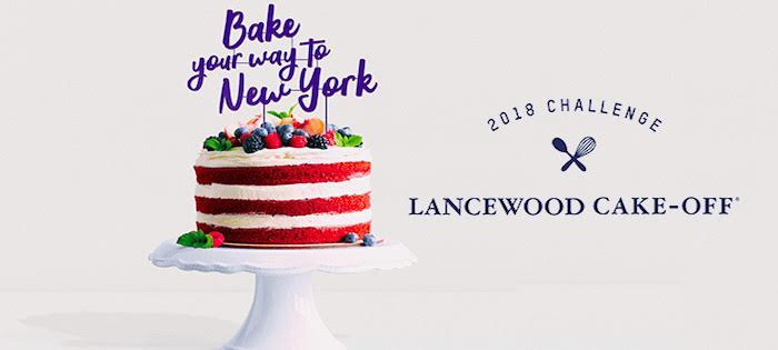 Bake Your Way To New York In The Lancewood Cake-off Challenge! photo