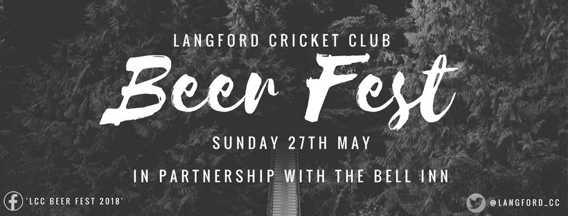 Preview: Langford Cricket Club Beer Festival ? Beer Today photo