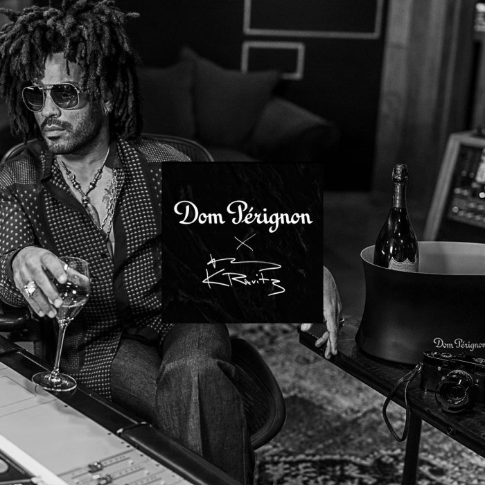 Dom Pérignon And Lenny Kravitz Collaborate In New Creative Campaign photo