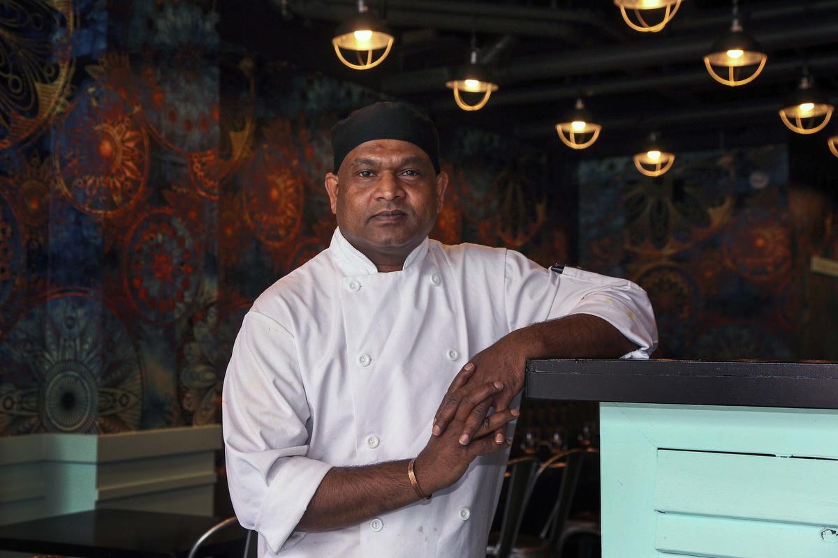 Spice Indian Bistro Chef Debu Saha Shares His Mother Sauce Recipe photo