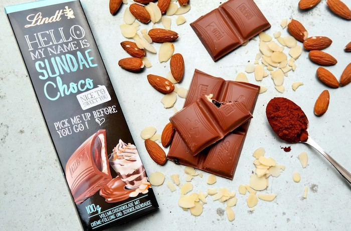 Lindt Launches New Creamy Hello Flavour: Sundae Choco [competition] photo