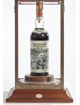 Sotheby?s To Offer ?peter Blake? Macallan photo