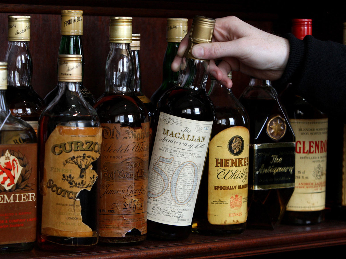 Your Whisky Collection Could Be Worth A Fortune. photo