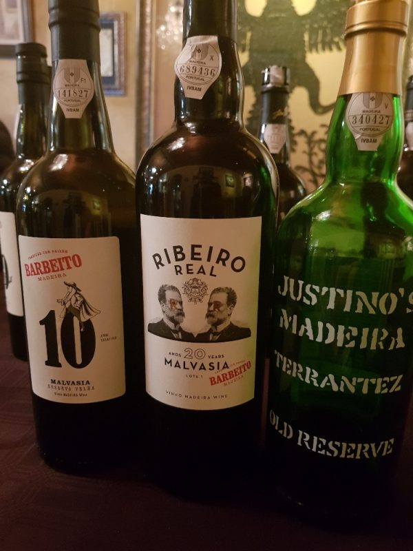 Amorim Cork Brings the Special Wines of Madeira to the CWG photo