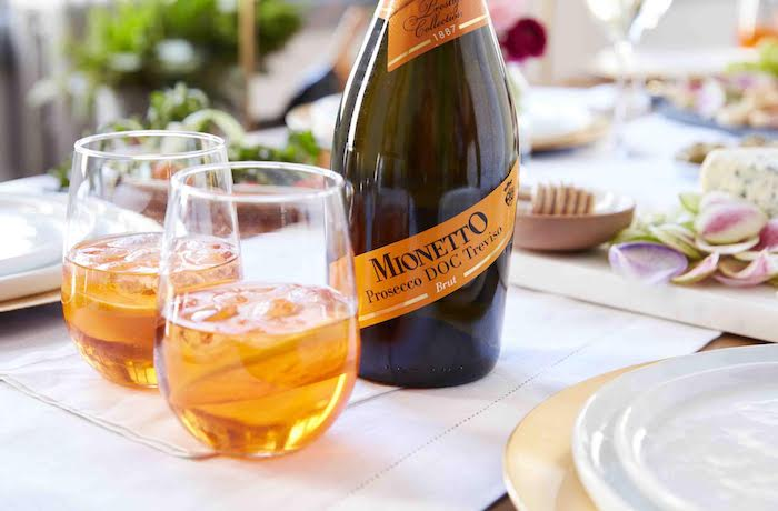 Italian Sparkling Wine, Mionetto Prosecco, Launches In Sa! photo
