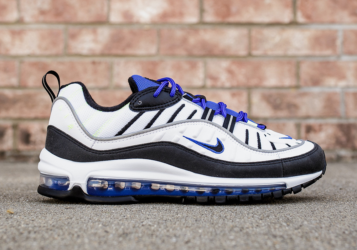 "Where To Buy: Nike Air Max 98 ""sprite"" 640744-103 photo"