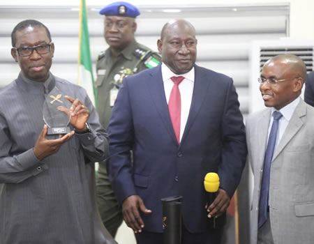 Guinness Storms Warri With New Brand Of Beer, Lauds Okowa photo