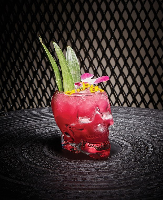 "Miley Cyrus and cult favorite flick ""Tombstone"" inspire a killer cocktail at Pacific Hideaway photo"
