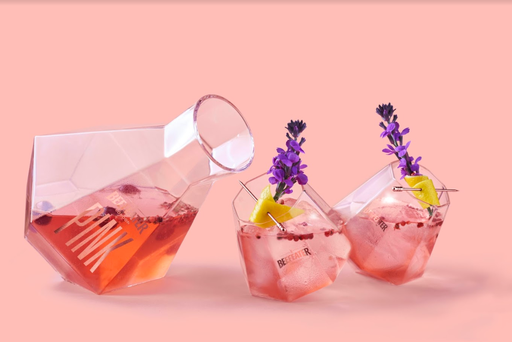 A New Pink Gin Has Hit The Market, Just In Time For The Summer photo