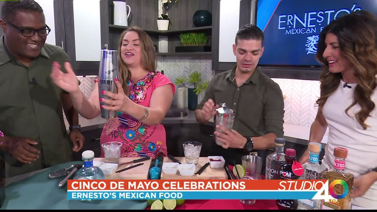 Celebrate Cinco De Mayo At Ernesto?s photo
