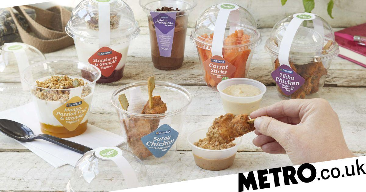 All The New Items Coming To Greggs This Summer photo