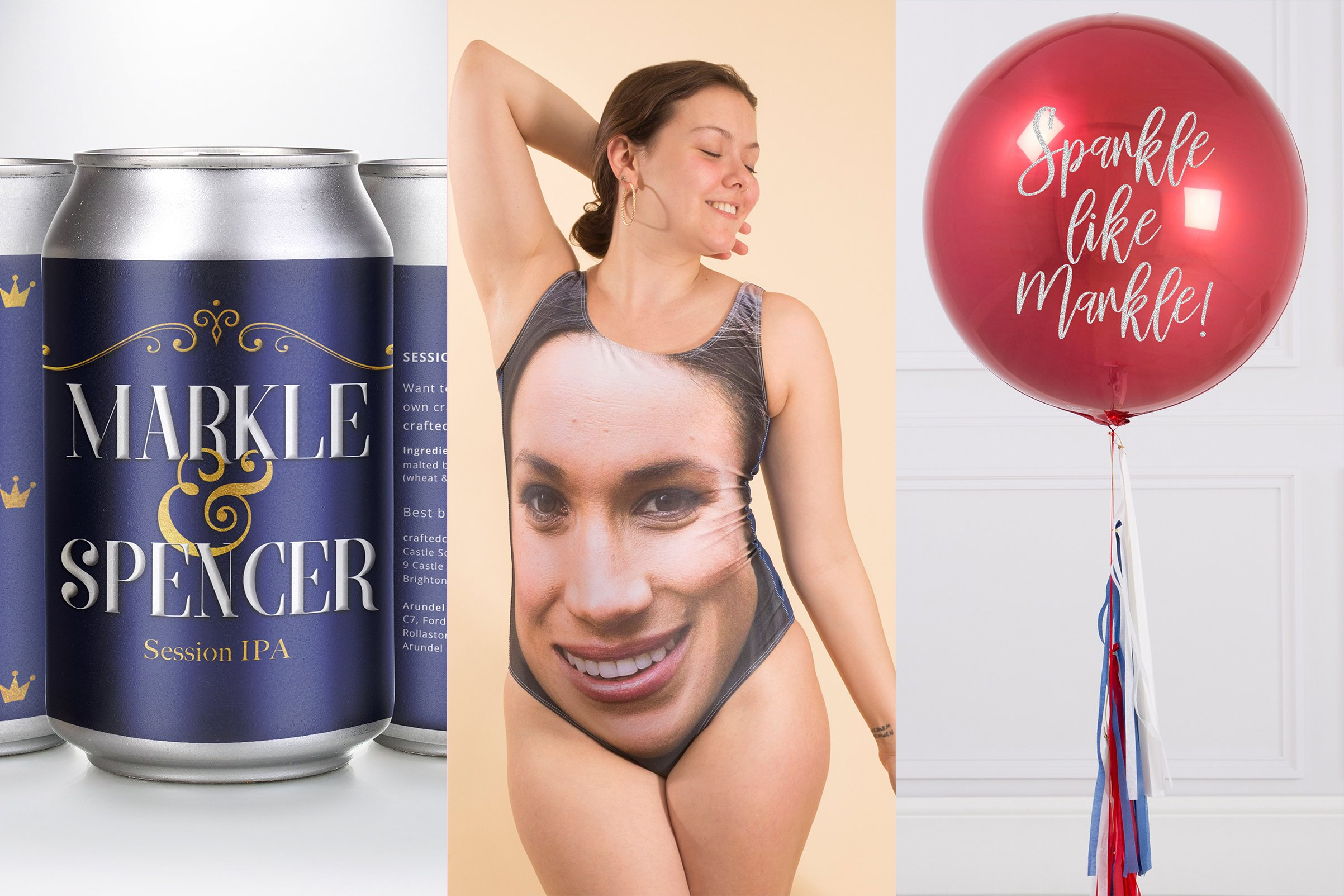 20 Of The Tastiest, Fanciest And Most Bizarre Royal Wedding Souvenirs photo