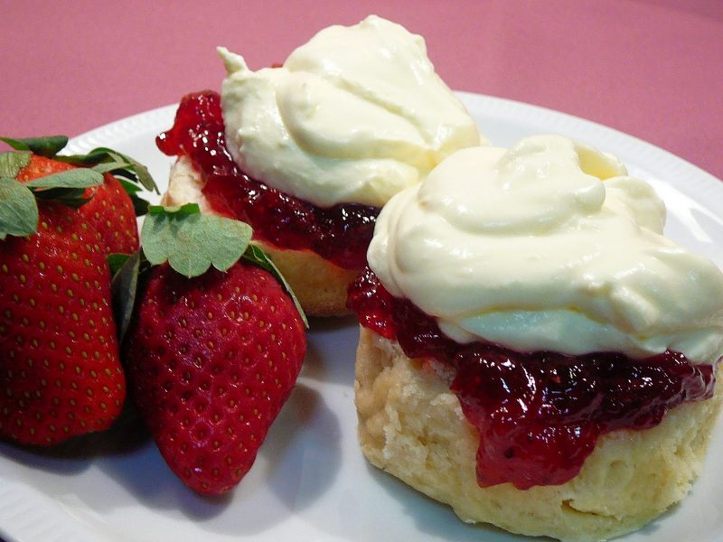 scones and strawberry jam 021 e1526651876964 How To Throw The Ultimate Royal Wedding Party