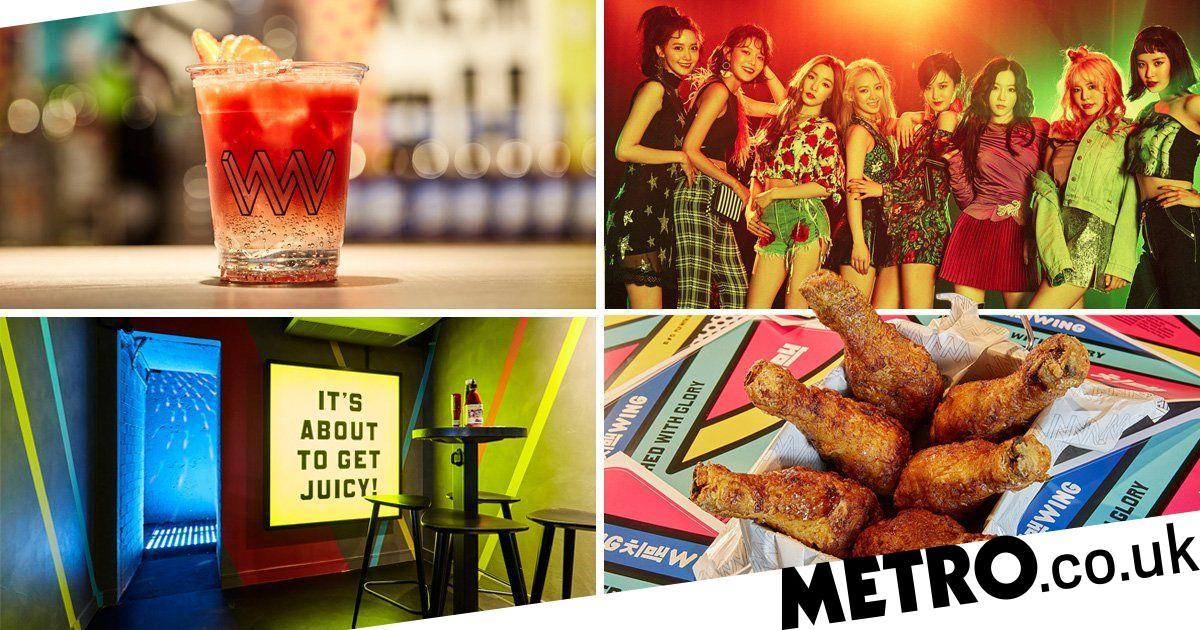 A Bottomless Cocktails And Chicken Wings K-pop Karaoke Brunch Is Coming photo