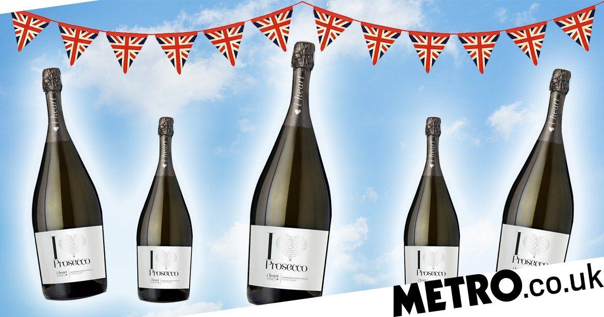 Morrisons Is Selling A Magnum Of Prosecco For £10 To Celebrate The Royal Wedding photo