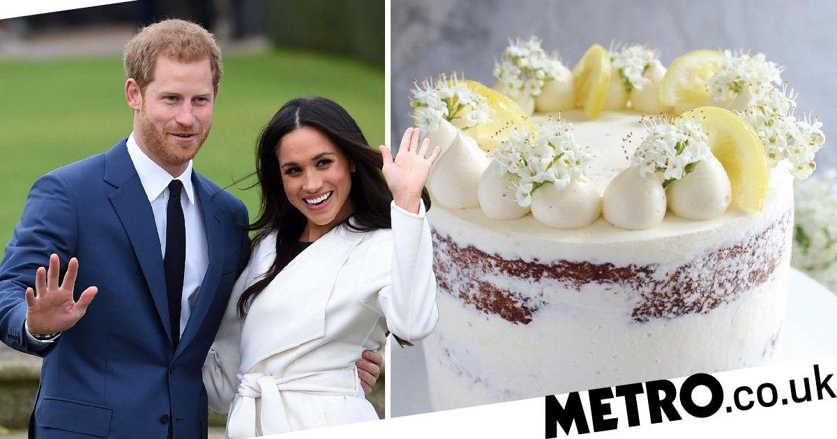 What Royal Wedding Cake Are Prince Harry And Meghan Markle Having? photo