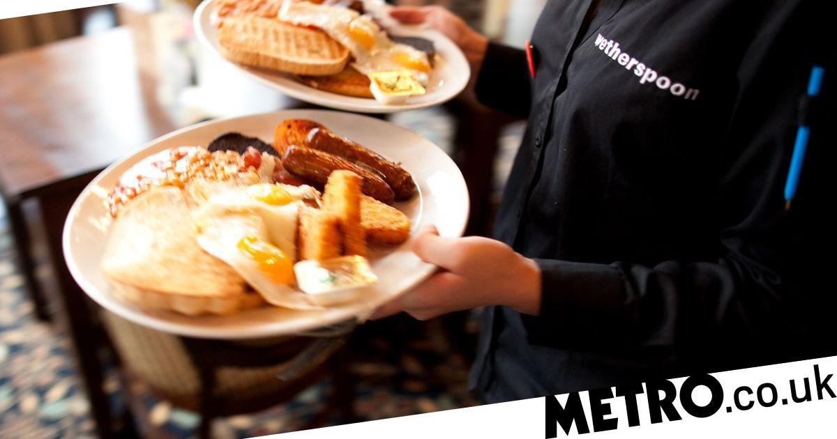 People Are Really Mad At The New Wetherspoon Menu photo