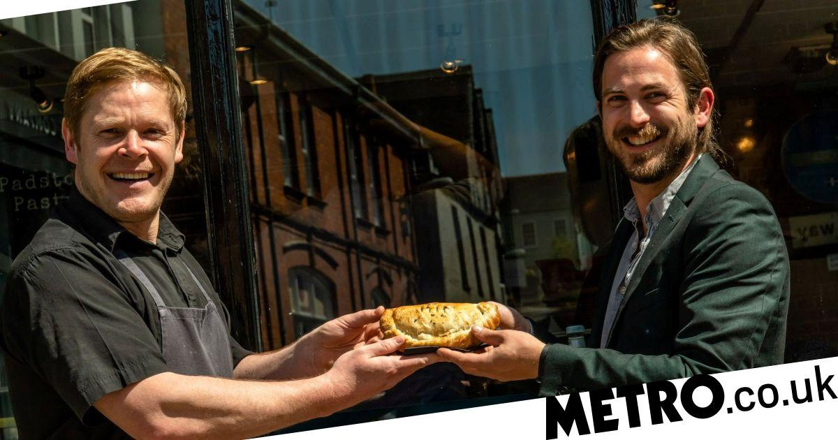 The World's Most Expensive Cornish Pasty Is Now On Sale photo