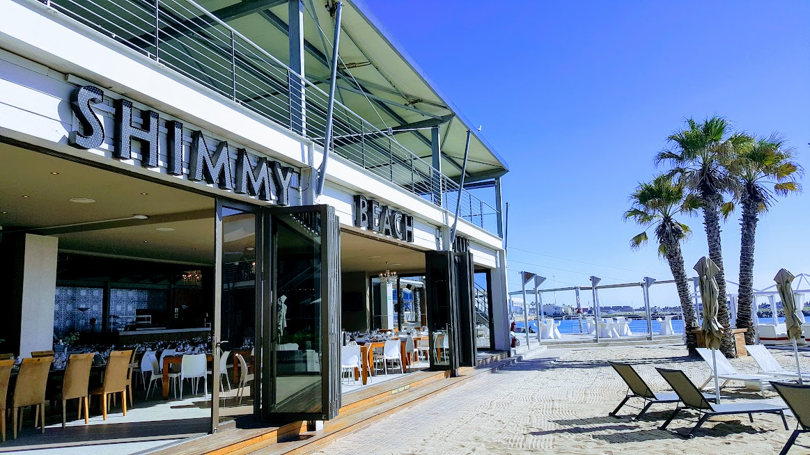 shimmy beach club Shimmy Beach Club Warms Up The Waterfront Harbour With New Winter Menu