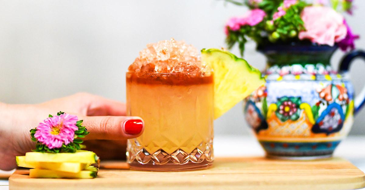 The Tequila Sundial Recipe photo