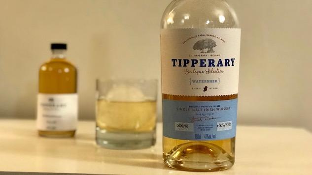 Drinking 2 New Irish Single Malts From Tipperary Distillery photo