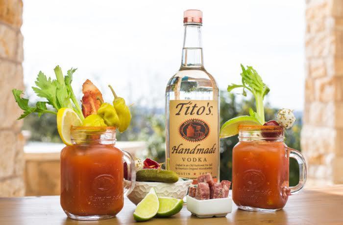 American Craft Vodka, Tito's Handmade Vodka Arrives In Sa photo
